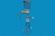 Фильтродержатели вакуумные с наливной емкостью для мембранных фильтров 47 мм (стекло)