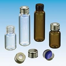Виала (закрутка) 1,5мл, полипропиленовая, прозрачная, с этикеткой и метками, 32х11,6мм, (100шт), ND9